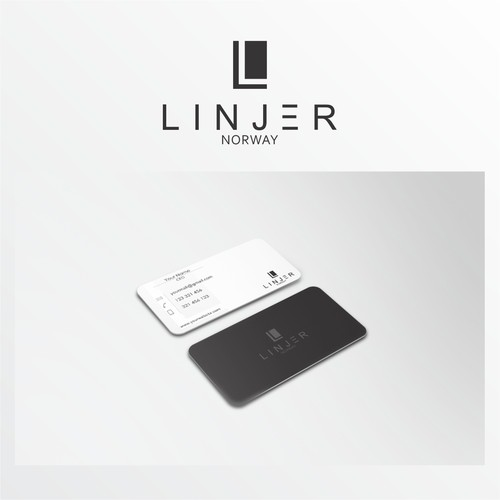 Logo for Norwegian high-quality leather goods brand