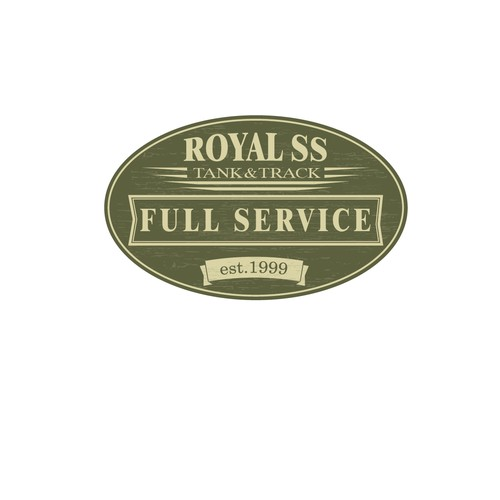 Create a winning logo design for Royal Stainless Steel Tank & Truck