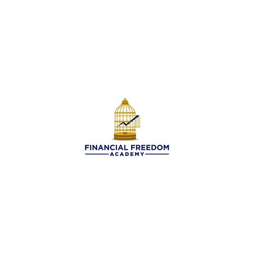 logo for financial freedom academy