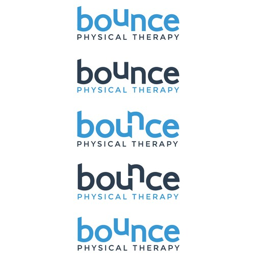 Logo for physical therapy company