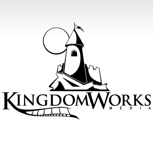 Kingdom Works Media (KWM) needs a new logo