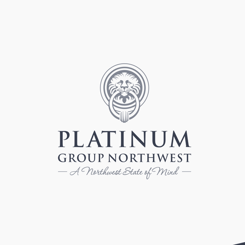 Logo concept for Platinum Group Northwest
