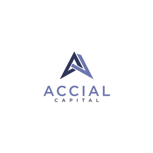 Professional logo needed for Accial Capital, a financial inclusion fund manager