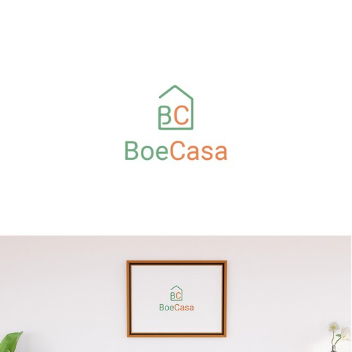 Logo Design BoeCasa