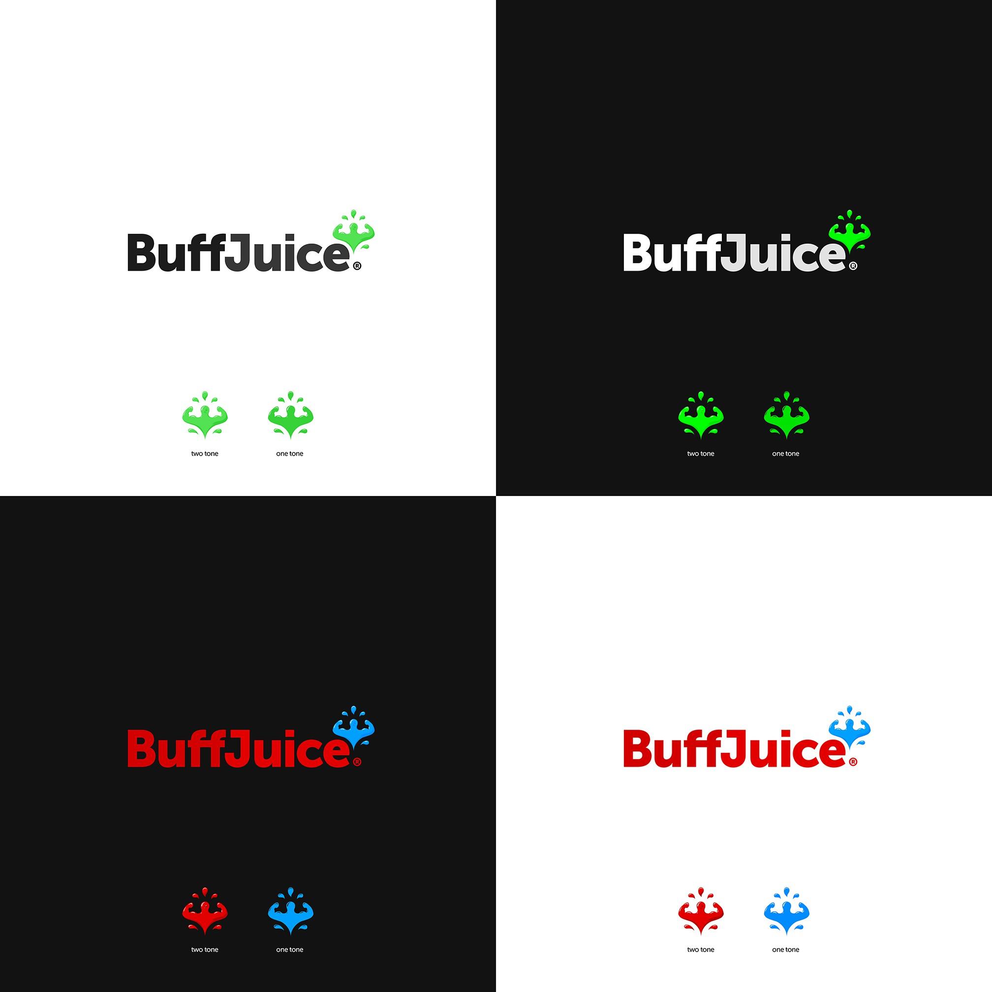 BuffJuice Logo