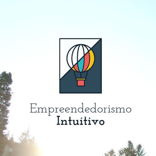 Modern logo concept for entrepreneurism website
