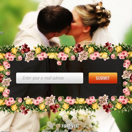 Wedding landing pace
