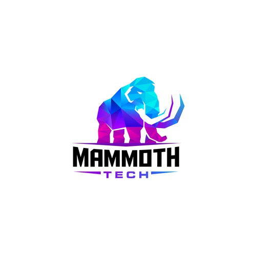 Mammoth Tech - Need a Modern, Eye-Catching and Vibrant Logo!