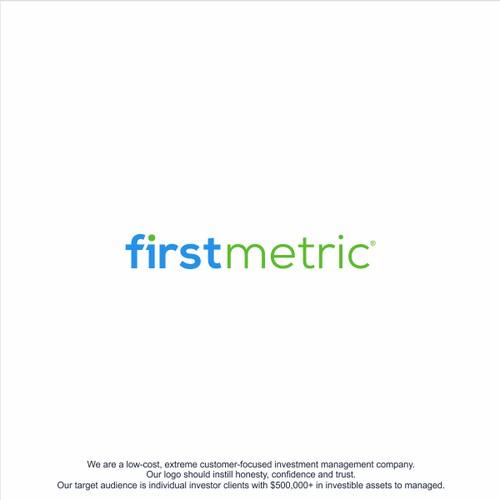Firstmetric logo
