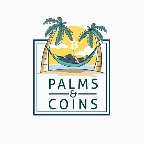 Palms & coins