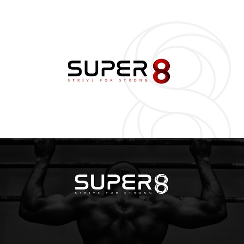Logo for Super8