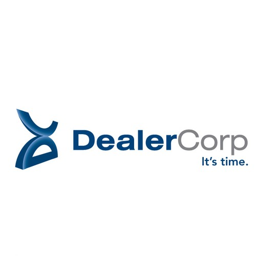 Create an impactful, memorable logo for DealerCorp