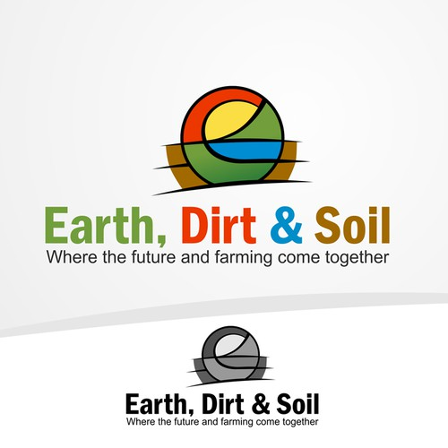We need your imagination to create an innovative design package for Earth, Dirt & Soil (logo, business card, letterhead,