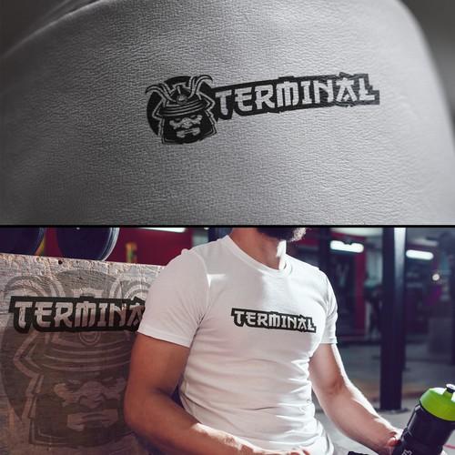 Samurai logo for Terminal