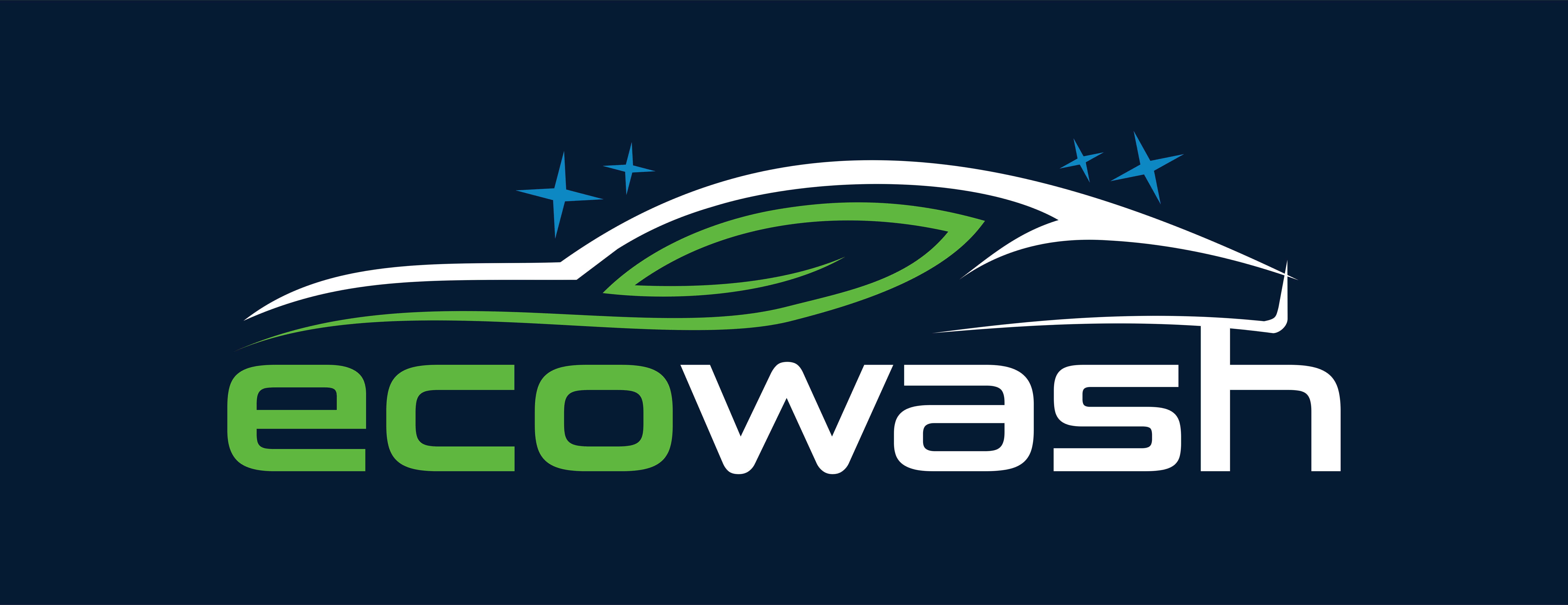 "New Firm Named ""EcoWash"" needs a creative Logo"