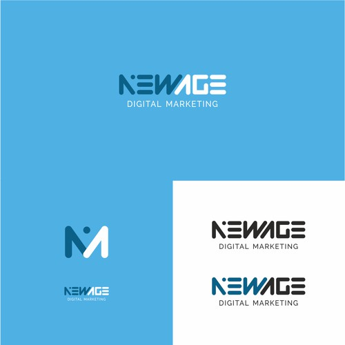 Logo Design for Digital Marketing Firm