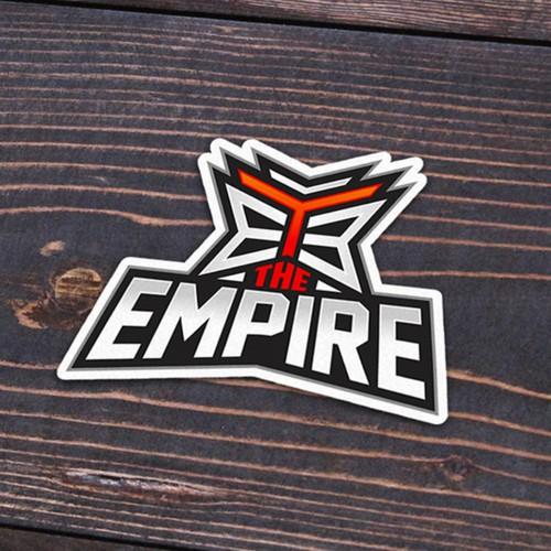 The Empire Gaming Club Logo Design