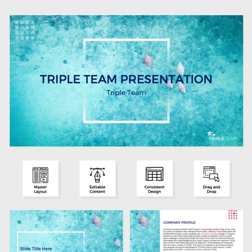 Triple Team Presentation