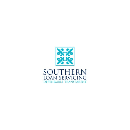 Easy and simple logo design for SOUTHERN LAOAN SERVICING