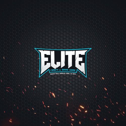 eSports Gaming Lounge Logo