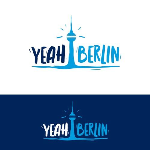 "Logo-Design ""YEAHBERLIN"""