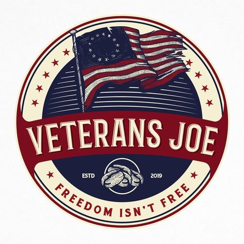 LOGO for Veterans JOE Support our veterans