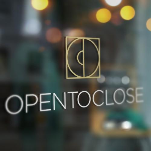 logo opentoclose