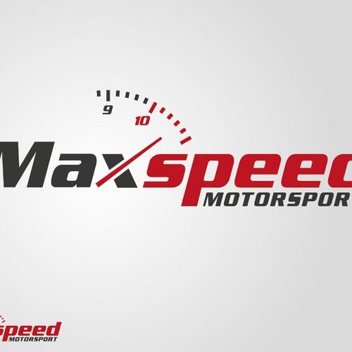Maxspeed needs a new logo