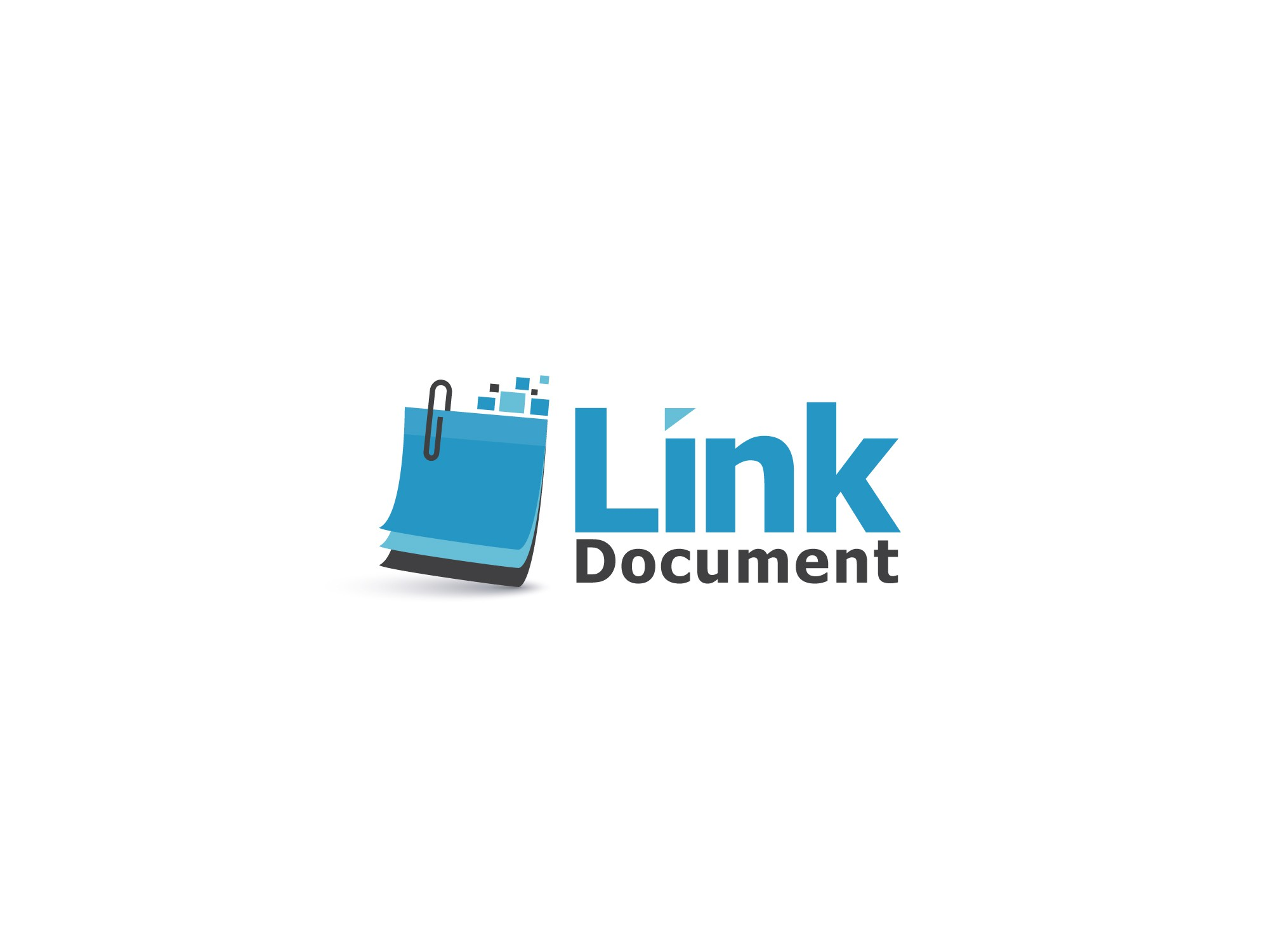 Creating a memorable long lasting logo design for my document linking business
