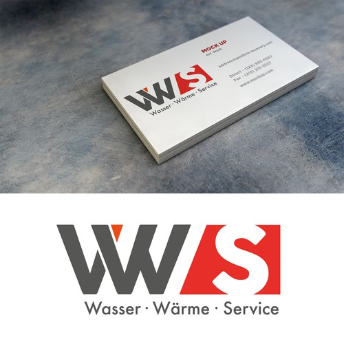 Logo Wasser Wärme Service