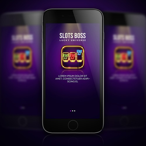 Slot Boss App Icon and user friendly screenshot