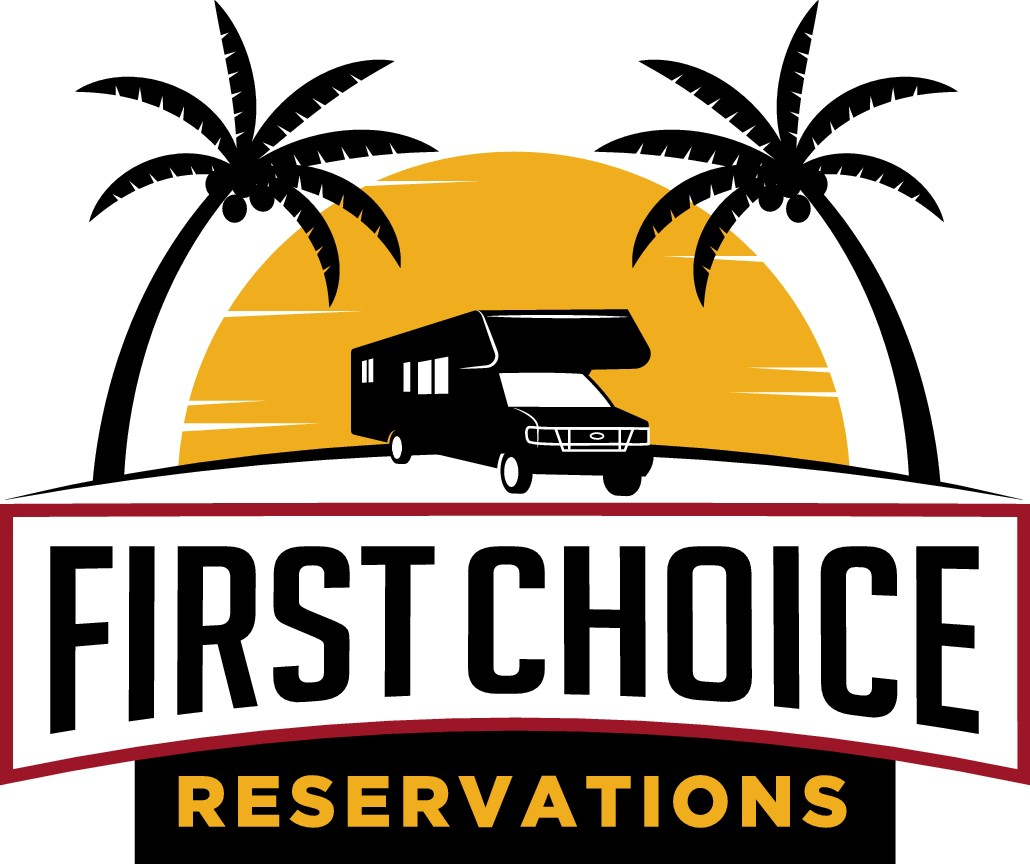 "Design a ""BeachFront Reservations"" Logo for older, recreational vehicle vacationers"