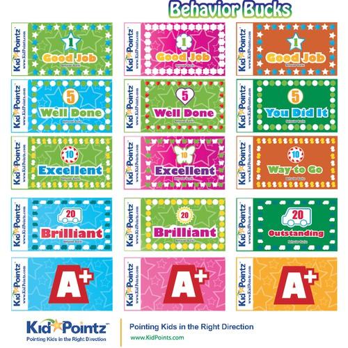 design for KidPointz