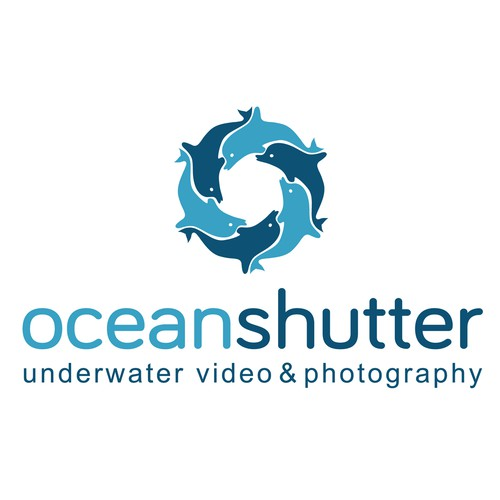 Create a Logo for Ocean Video and Photography Website