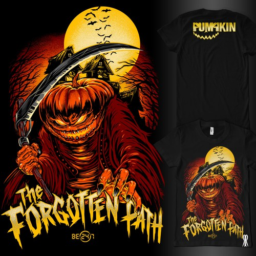 PUMPKIN Merchandise (T-shirt)