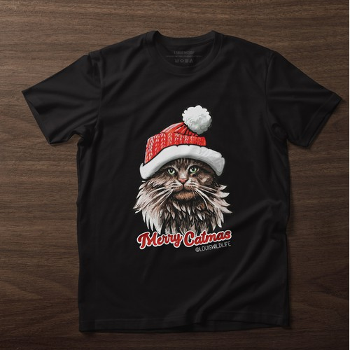Christmas T-shirt design