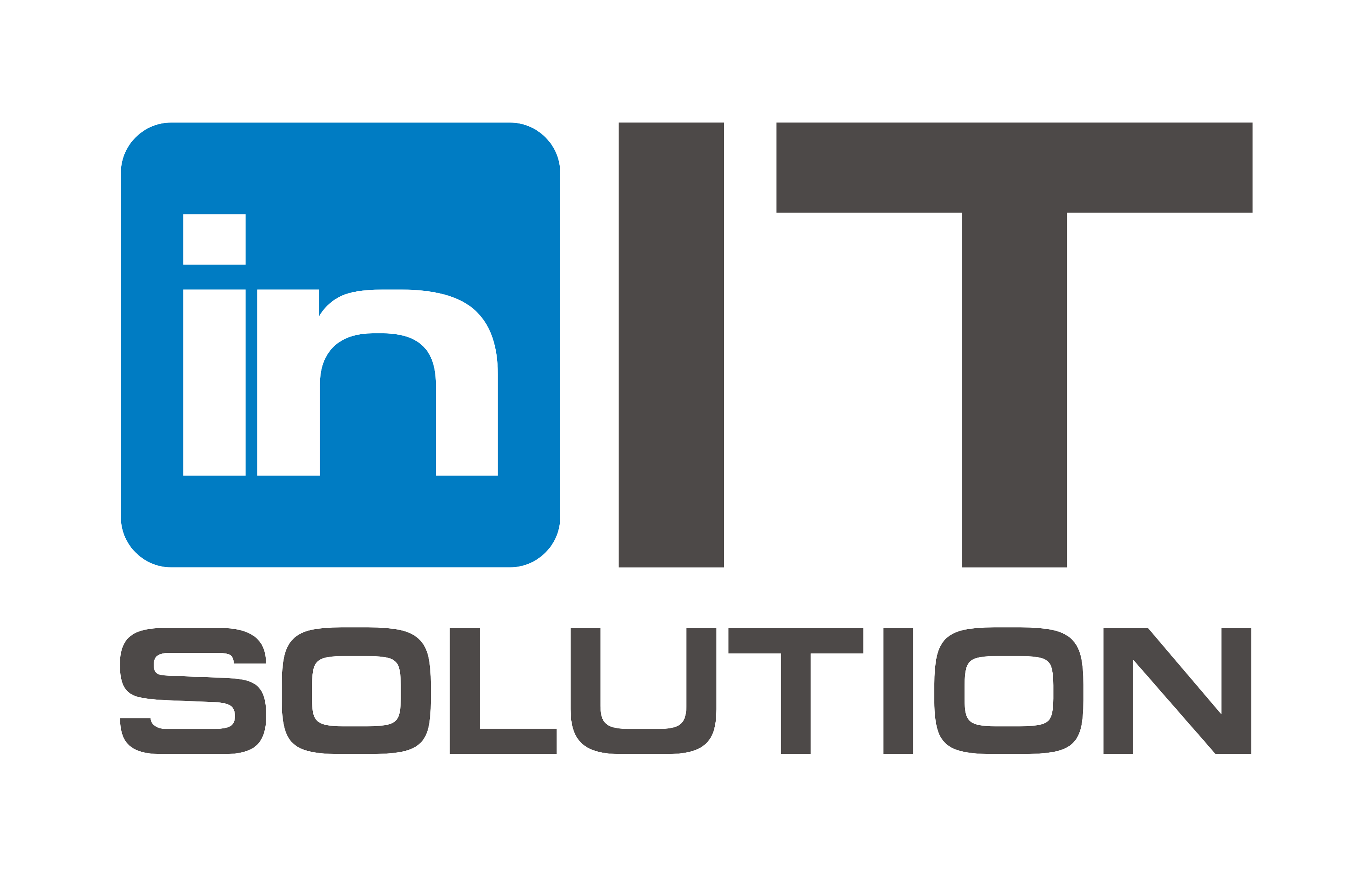 inIT Solutions needs a logo, please help!