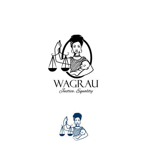 Wagrau justice logo