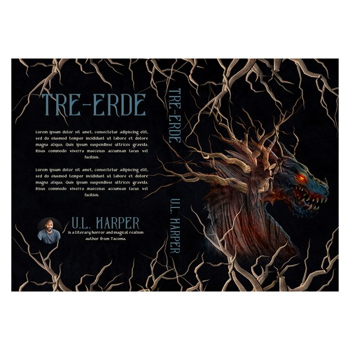 Dark Fantasy book cover