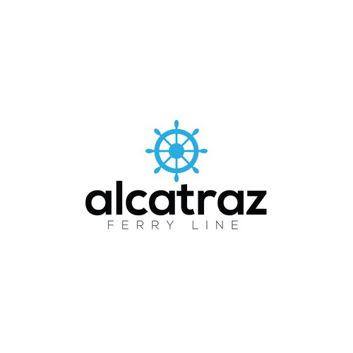 Logo for alcatraz