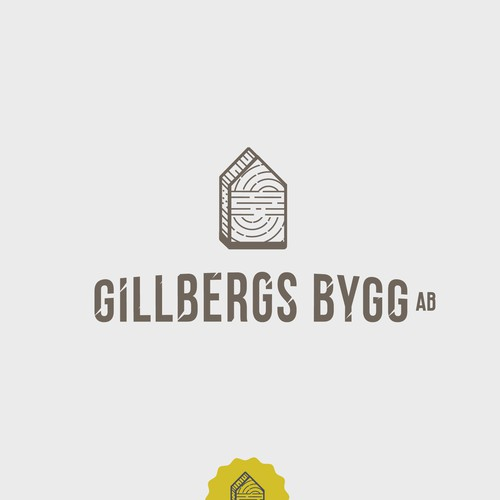 Logo for Swedish carpentry
