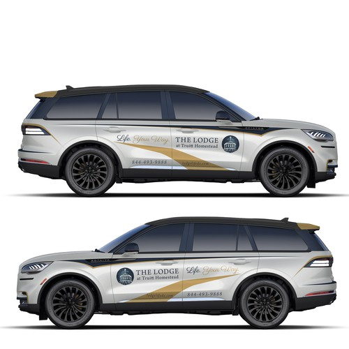 LUXURY CAR WRAP