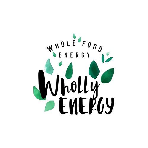 Logo Concept - Wholly Energy