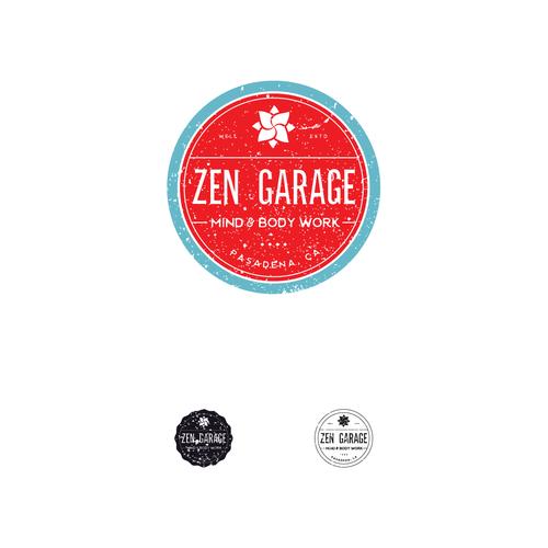 Zen Garage Logo Design