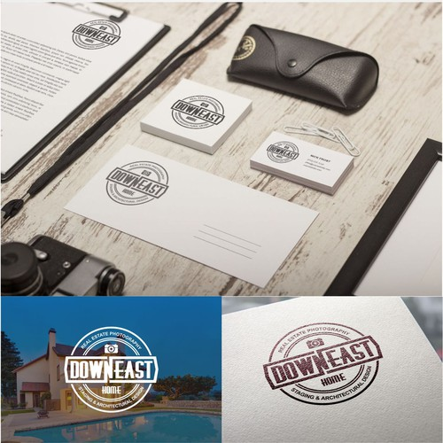 Logo Design for Downeast Home
