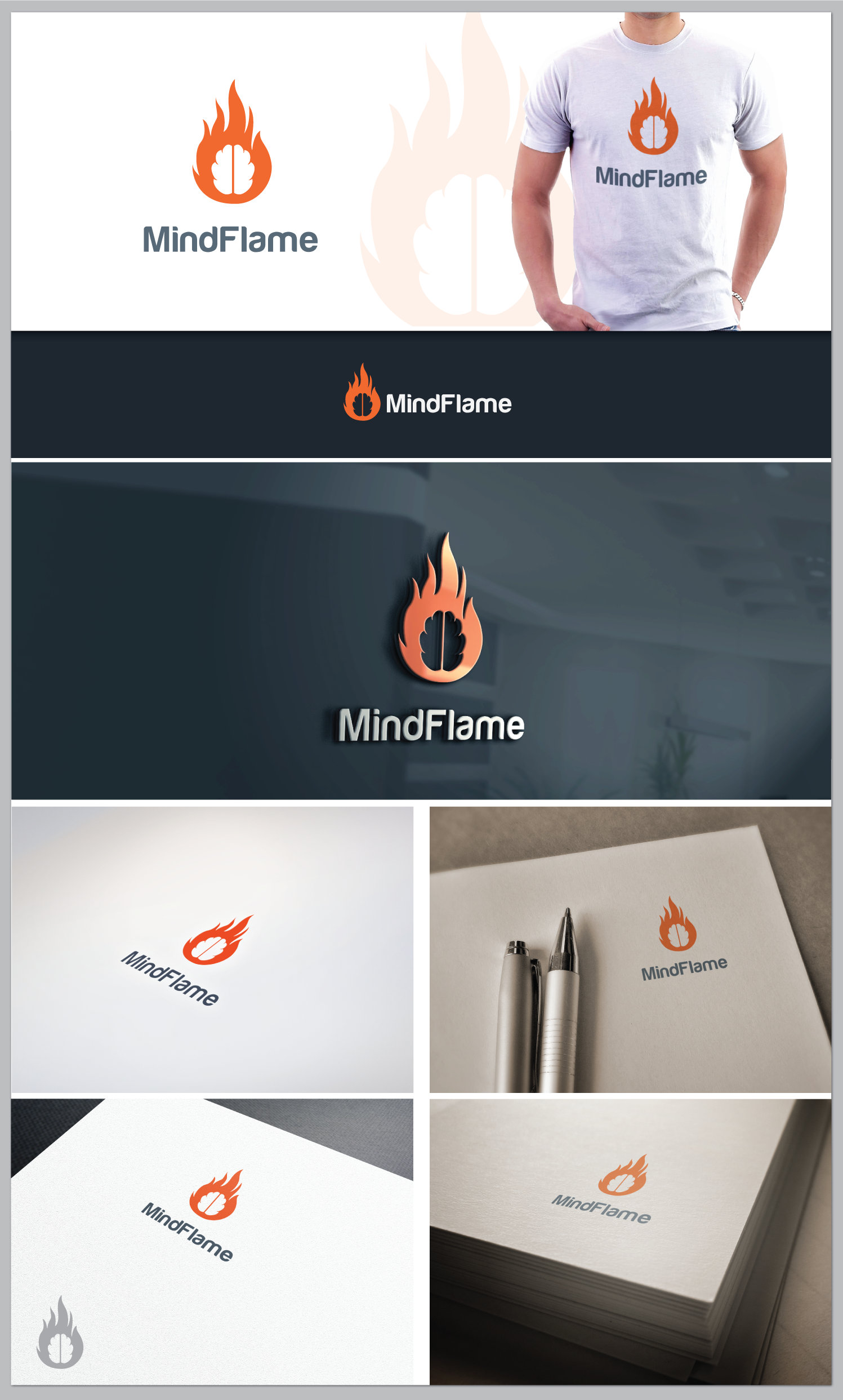 Young startup is looking for a logo