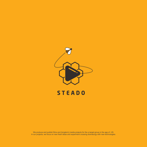 Logo concept for Steado
