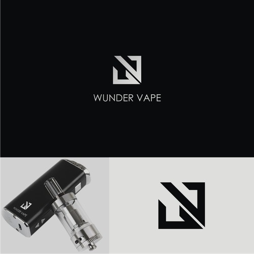 Product logo deign for a Electronic Cigarette manufacturer
