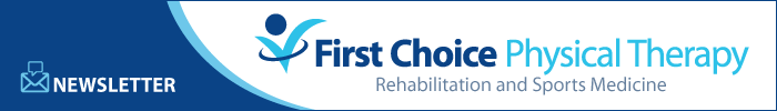 Help First Choice Physical Therapy with a new banner ad