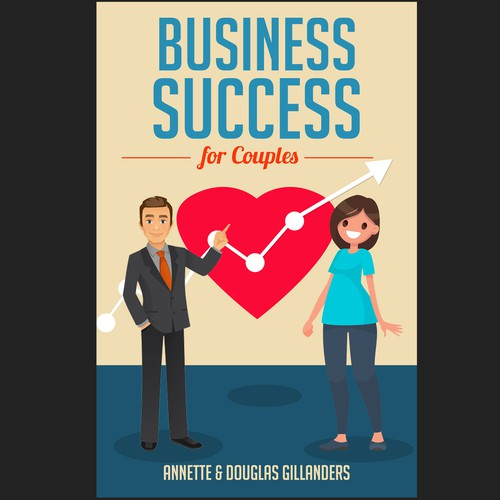 Bestselling business book cover design